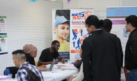 Jobs DAY spécial été : 450 jeunes sont venus à la rencontre des entreprises