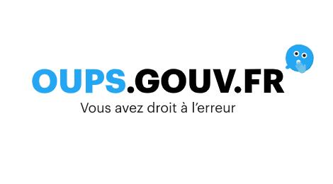 Oups.gouv.fr, le nouveau site qui permet de corriger ses erreurs administratives