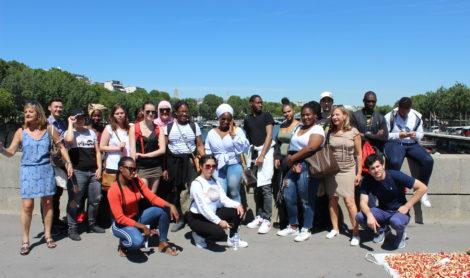 «Escape-toi au fil de la Seine» : les jeunes ont réalisé leur traversée culturelle de Paris !