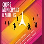 Les Inscriptions aux Cours Municipaux d'adultes 2019 – 2020 sont ouvertes