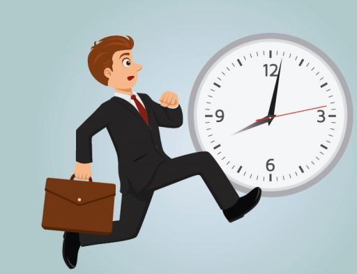 Venir en retard au travail est une faute professionnelle.
