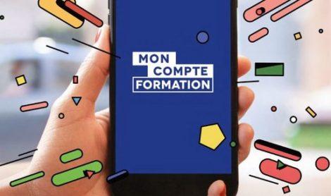Gérer votre formation avec l'app mobile MonCompteFormation