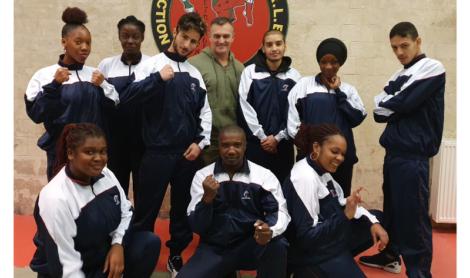 La Légion étrangère parraine la promo 251 Garantie Jeunes de la Mission Locale de Paris