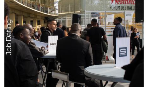Retour sur action : Job Dating Westfield / Forum des Halles