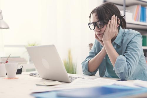 Mon travail ne me plait plus du tout mais je dois le garder pour des raisons financières. Comment dois je réagir ?