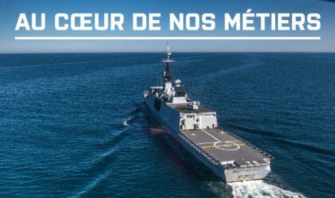 Découvrez les métiers de la Marine Nationale