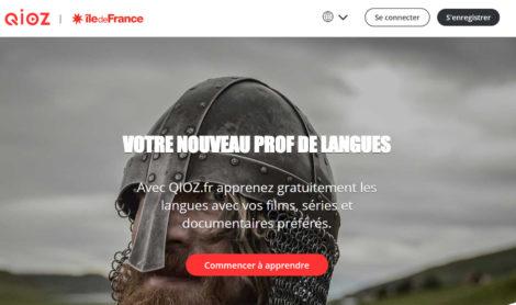 QIOZ, l'appli gratuite pour apprendre les langues !
