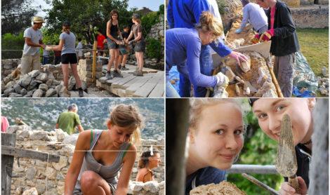 Cet été, partez en Chantier de Bénévoles et découvrez la France et son patrimoine !