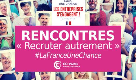 Webinar le 8 juillet 2020 avec le Club «Paris, une chance. Les entreprises s'engagent !»