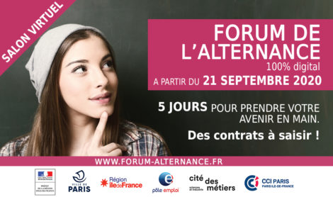 Forum de l'Alternance – 21 et 25 septembre 2020