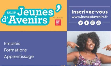 Salon Jeunes d'Avenir – 15 et 16 Septembre 2020