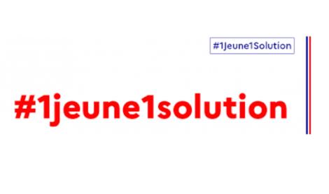 Lancement de la plateforme « 1 jeune, 1 solution » (Plan jeunes)