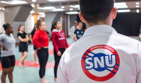 Service National Universel (SNU), du 21 juin au 2 juillet 2021