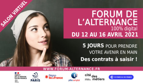 Forum de l'alternance 2021 – Du 12 au 16 avril 2021