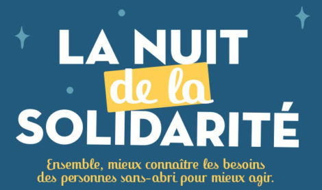 La Mission Locale de Paris salue la Nuit de la Solidarité et s'associe pleinement à son projet.