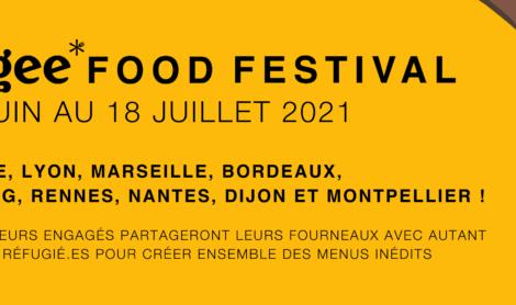 Le Refugee Food Festival débarque à Paris !