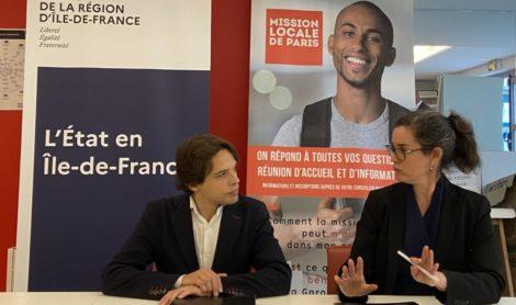 PRIJ : les actions de la MLP s'élargissent à l'ensemble des quartiers prioritaires de Paris