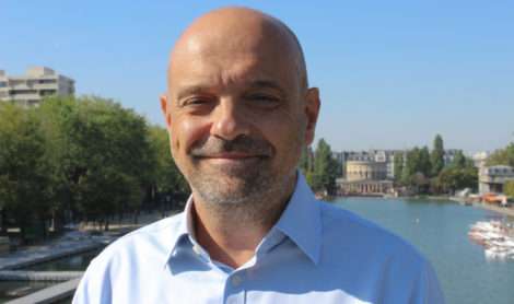 Nicolas Garnier, Directeur Général plein d'espoir pour la jeunesse parisienne