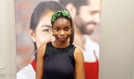 «Les conseillers de la Mission Locale de Paris sont vraiment de bons conseils», Faïmath 23 ans.