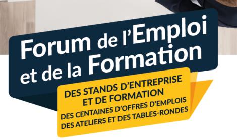 Forum de l'Emploi et de la Formation – Mairie du 6ème